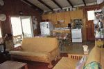 Sand Lake Waterfront Cottage with great fishing!