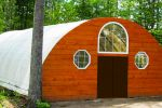 The Dome: meeting space, wedding reception, inclement weather space