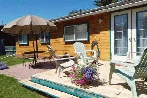 Great summer cottage for families with young children.