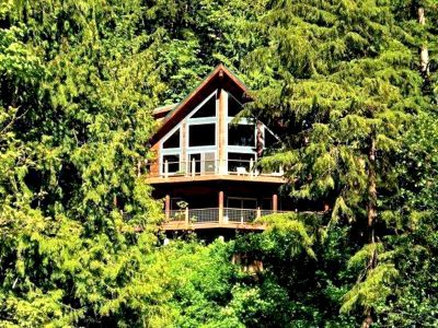 Mt. Baker Lodging - Cabin #7 - Sleeps-10!