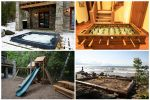 Serenity Waterfront Cottage Jetski, Hot Tub, Sauna, Ice Rink and more